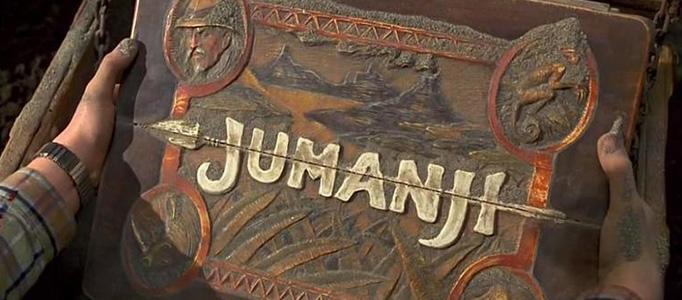 Детский день рождения Джуманджи