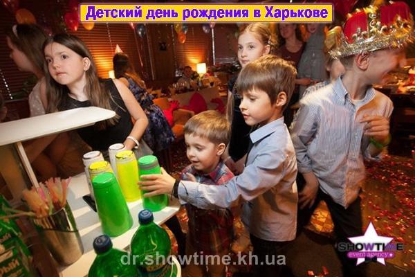 Бармен шоу детское (3)