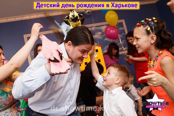 Цветные голуби в Харькове (4)