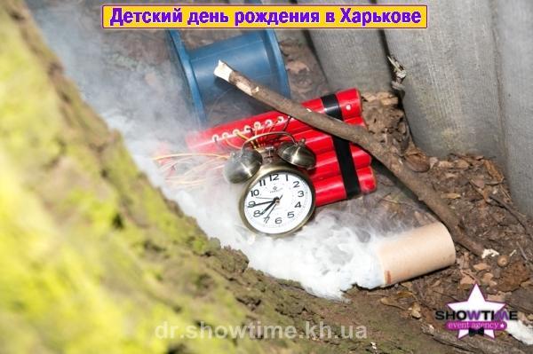 Детский день рождения в Харькове (5)